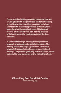 The Healing Practice of the Tibetan Bon Tradition