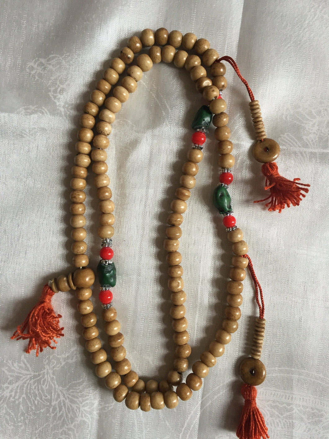 Mala with counter