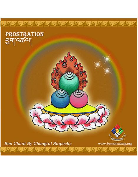 Prostration audio CD