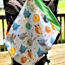 Waterproof Multipurpose Diaper Wet Bag
