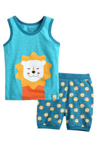 Lion Pajama Set