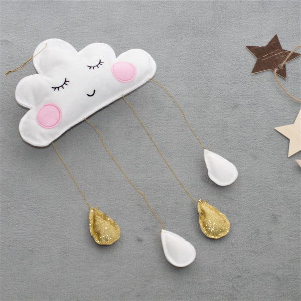 Nordic Inspired Cloud Wall Decor