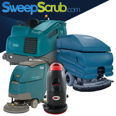 Commercial and Industrial Floor Scrubbers