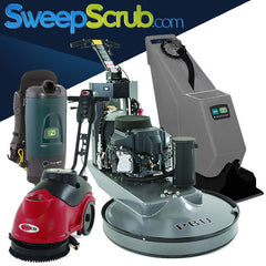 Small Commercial Cleaning Equipment