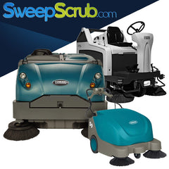Commercial and Industrial Floor Sweepers