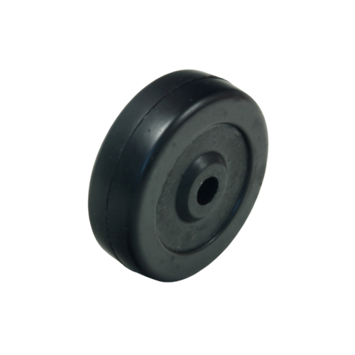 Squeegee wheel. Fits Nilfisk Advance 34 RST, AquaPlus, BA 750ST, BA 850ST, CMAX 28ST, Convertamatic 24-32, Convertamax 26, Hydro Retriever 3800  Fits Aftermarket Nilfisk Advance 56324350