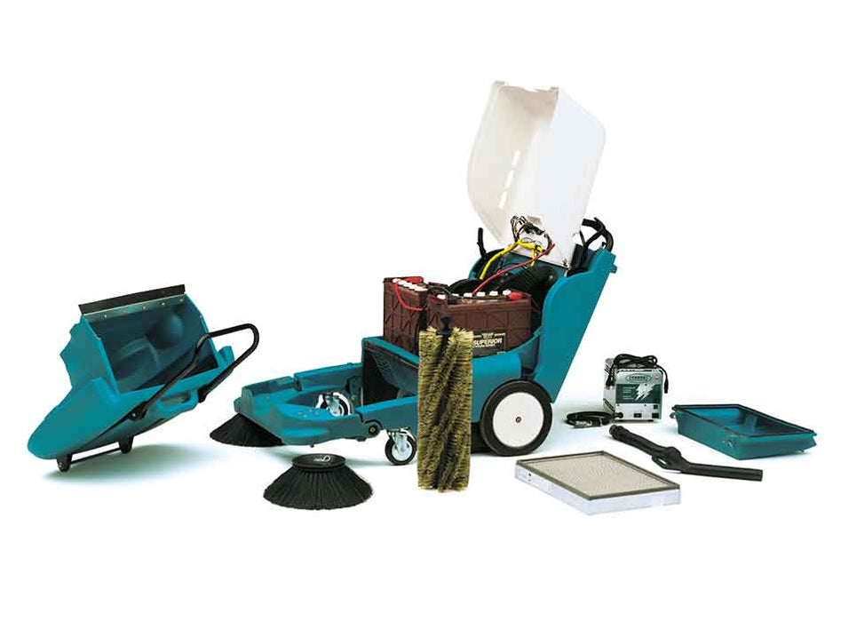 Tennant 3640 Battery Powered Sweeper