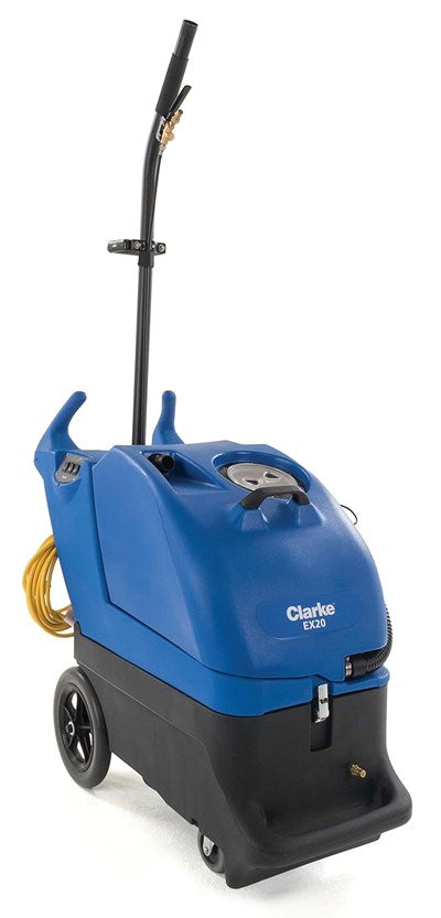 Clarke EX20 100H Heated Water Carpet Extractor