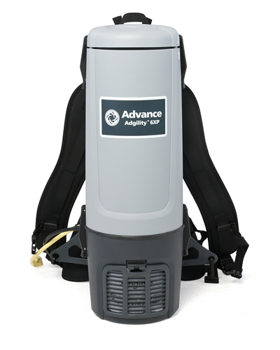 Advance Adgility 6XP 10XP Backpack Vacuums - New