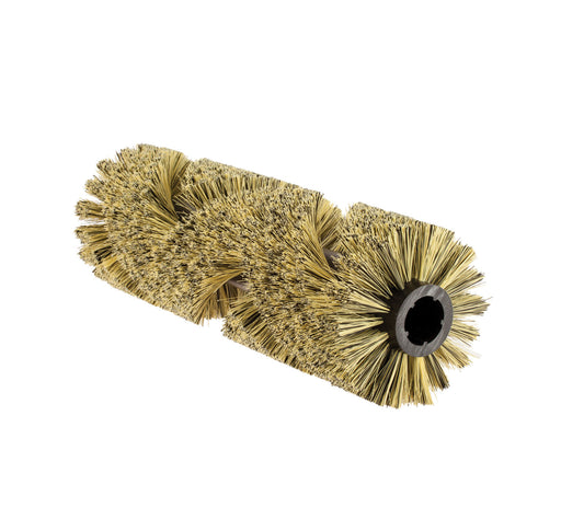 Polypropylene Cylindrical Sweeping Brush (Sand Wedge) 24 inch / 609 mm : Fits Tennant 3640,6080  Fits Tennant 80351