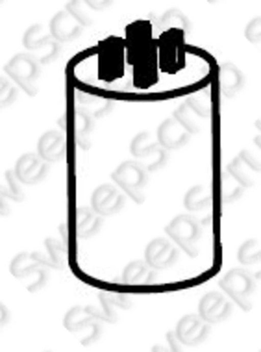 Nilfisk Advance VF999854 Capacitor