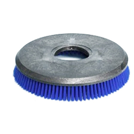 14 Inch disc prolene scrub brush. Fits Clarke Vantage 14 and Nilfisk Advance SC351  Fits Nilfisk Advance 9099999000 (alt # 9099999000)
