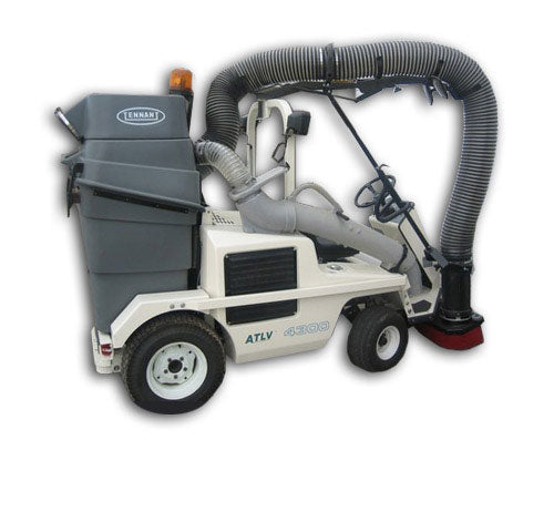 Refurbished Tennant 4300 ATLV Litter Picker Diesel Powered