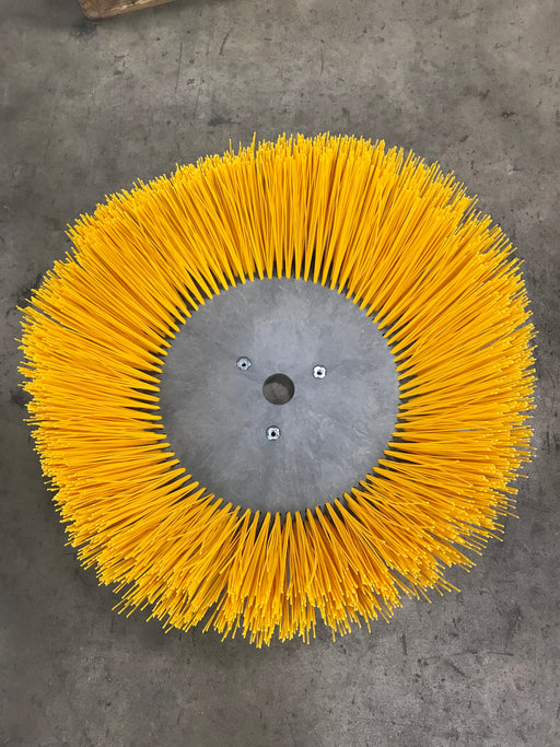 Open Box Item: Tennant OEM 761238 - Polypropylene Disk Sweep Brush – 32 in / 800 mm