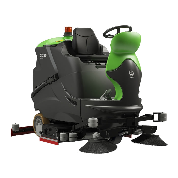 IPC Eagle CT230 Rider Floor Scrubber