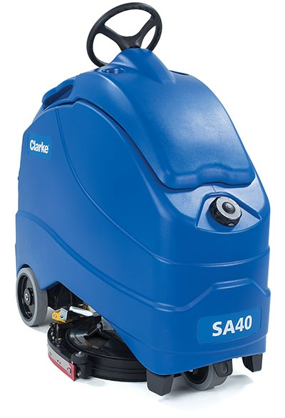 Clarke SA40 Stand-On Disc Scrubbers - Demo Unit