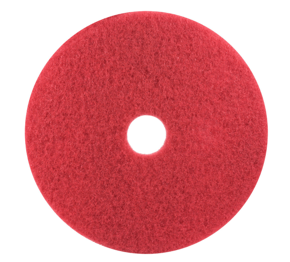 Circular Floor Pads for Scrubbing, Polishing, Stripping and Burnishing