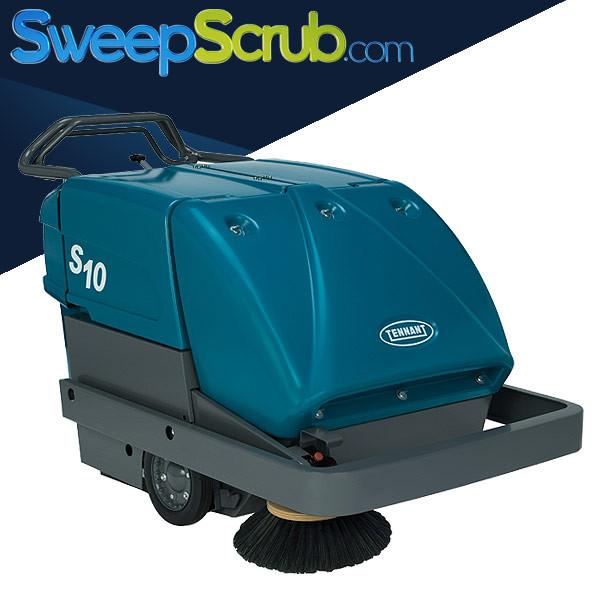 Tennant S10 Battery Powered Sweeper