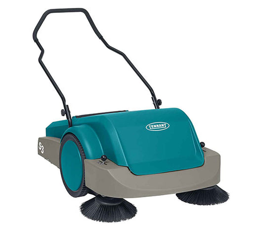 Tennant S3 Manual Sweeper - New Unit