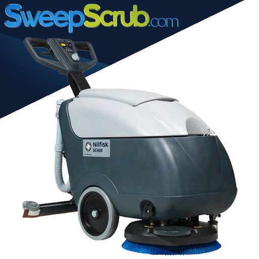Advance SC400 Walk-Behind Scrubber - New