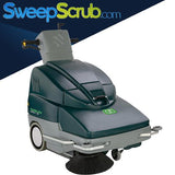 Nobles Scout 28 Walkbehind Sweeper