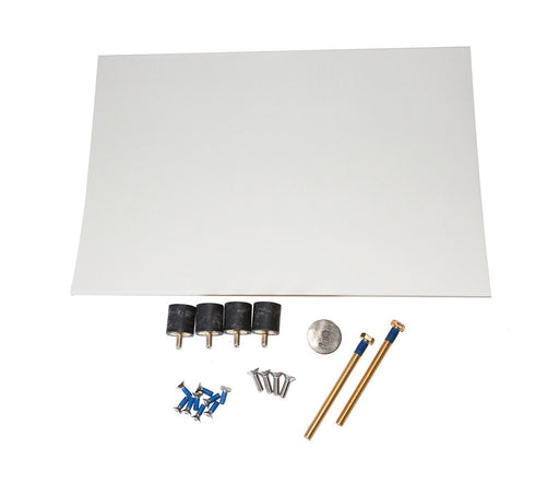 EBG-20/C Weight Bolt Kit - Square Scrub SS 142019