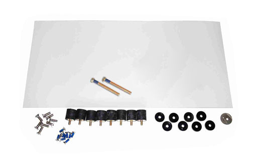 EBG-28 Weight Bolt Kit - Square Scrub SS 142819