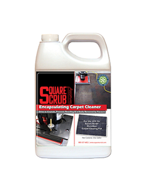 Encapsulating Carpet Cleaner - One Gal. - Square Scrub SS EBG-ECC