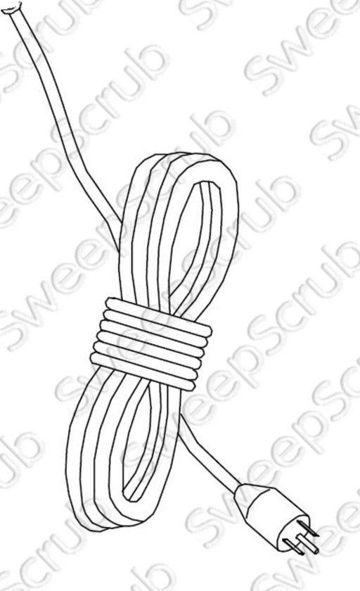 Nilfisk Advance VF45119CP Cord