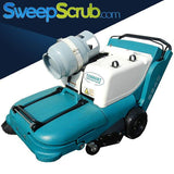 Tennant 3640 Propane Sweeper