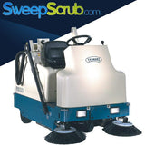 Tennant 6200 Battery Sweeper