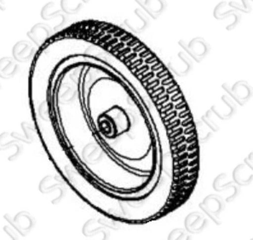 Main Wheel Kit Fits Tennant S9 and Nobles Scout 9 - Tennant 9010055
