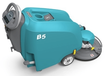 Tennant B5 Battery Powered Walk-Behind Burnisher