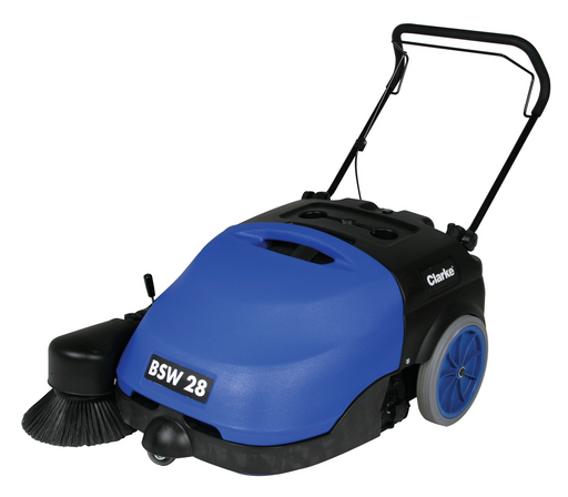 New Clarke BSW 28 Battery Floor Sweeper