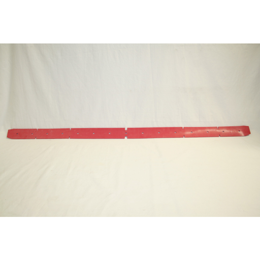 "Front squeegee blade (43.66"" long) : Fits Tennant 5560, 5680, 5700 AND Nobles 3301  Fits Aftermarket Tennant 222241"