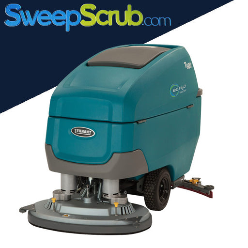 Tennant T600 Walk Behind Floor Scrubber