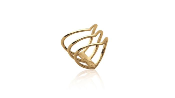 Ring Desiree gold