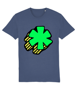 3D Asterisk - Green - Classic tee