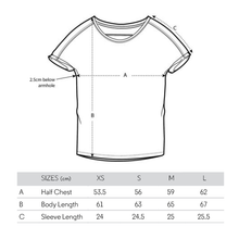 Load image into Gallery viewer, All Good - Ladies slouch fit tee
