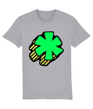 Load image into Gallery viewer, 3D Asterisk - Green - Classic tee