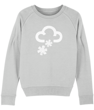 Load image into Gallery viewer, Snow day - Ladies Sweatshirt