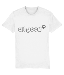 All Good - Black - Classic tee