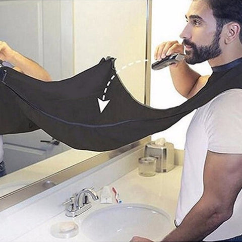 Beard Shave Apron Solid Styling Tools