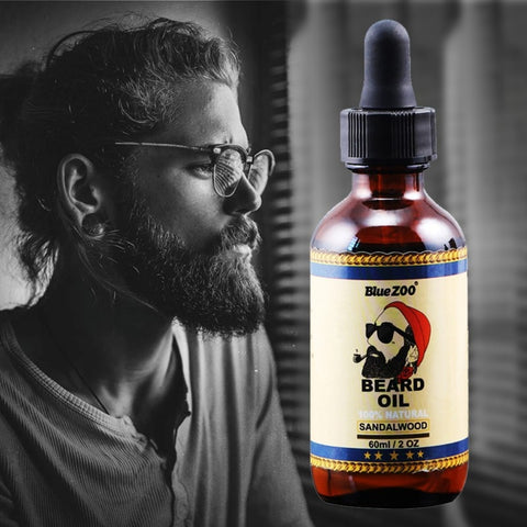 Organic Face Beard Oil