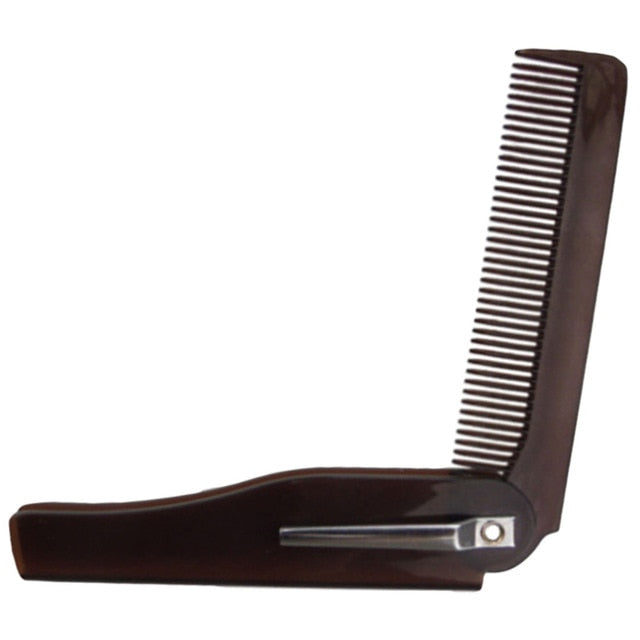 Pocket Hair Moustche Beard Comb