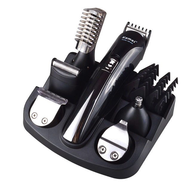 Titanium Hair Clipper Electric Shaver Trimmer
