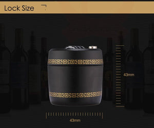 Wine Password Lock - iFancy That
