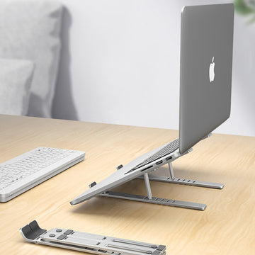 Adjustable and Collapsible Laptop Stand