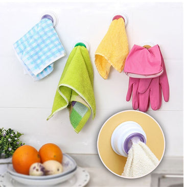 Clever Kitchen Cloth Hook