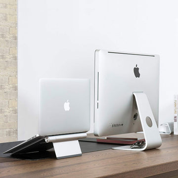 Foldable Deluxe Lap Top Stand